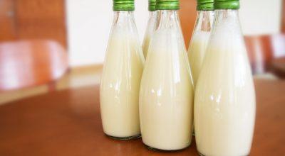 Vendita di latte bufalino