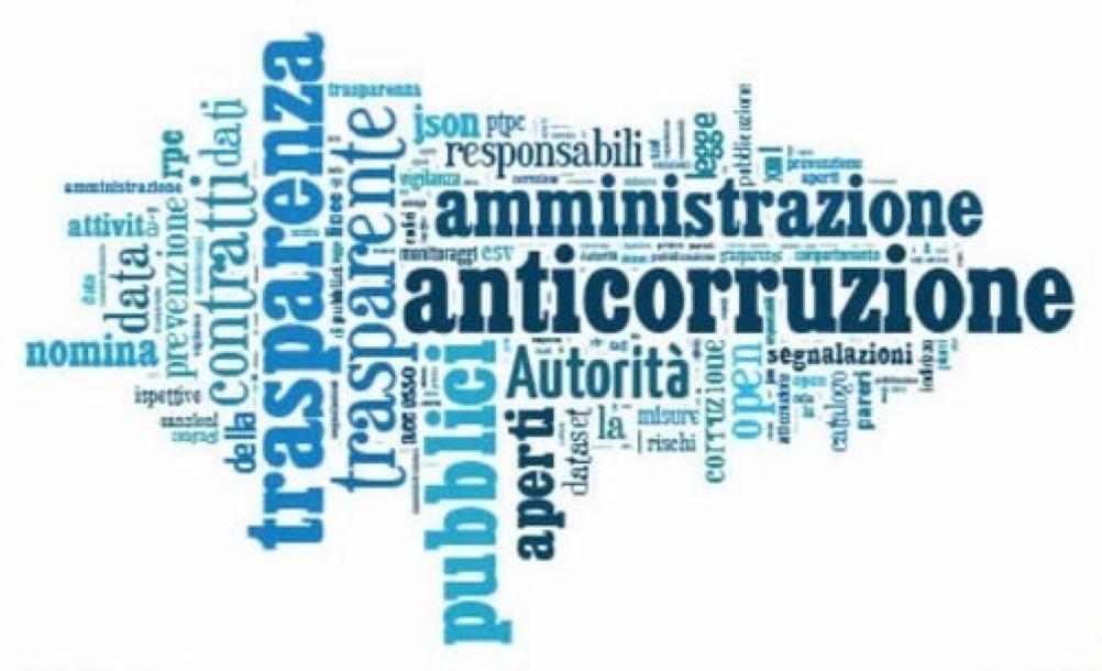 AVVISO PUBBLICO AGGIORNAMENTO PIANO TRIENNALE DI PREVENZIONE DELLA CORRUZIONE E DELLA TRASPARENZA TRIENNIO 2019/2021