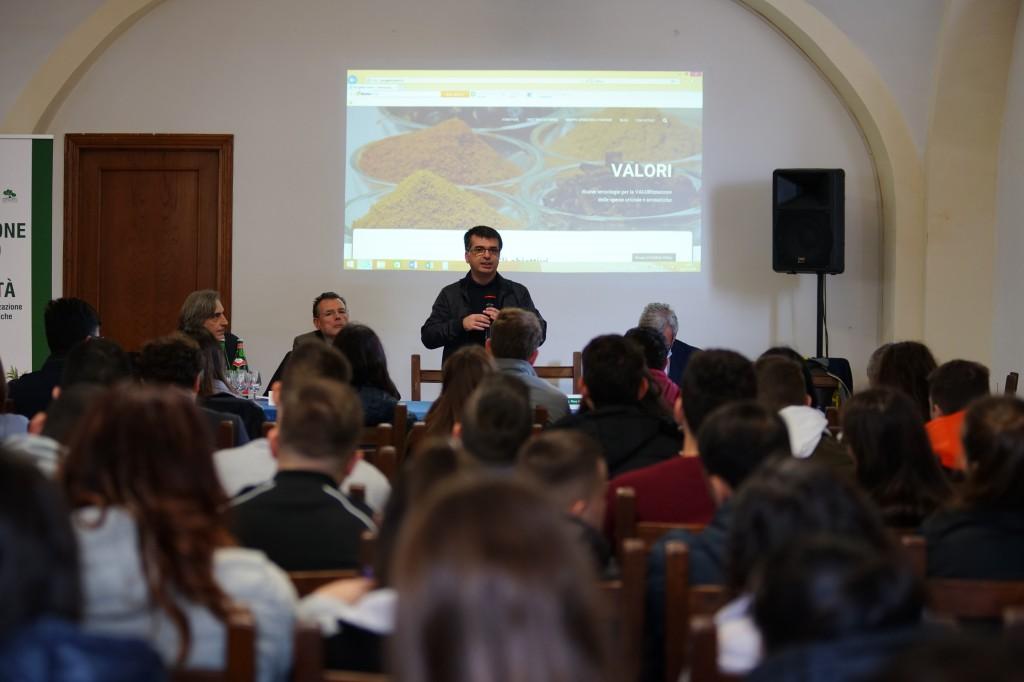 Presentazione Progetto VALORI. L'innovazione al servizio della biodiversità.